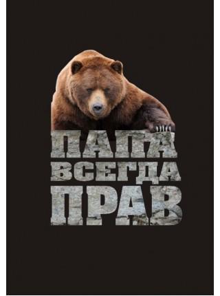 Папа всегда прав (Медведь)