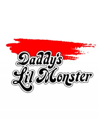 Папин маленький монстр