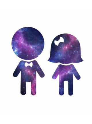 Космическая пара