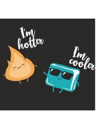 Я горячее, а я круче!