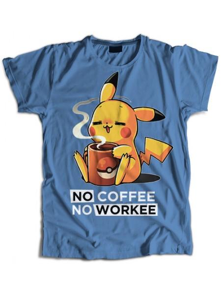 Нет кофе, нет работы
